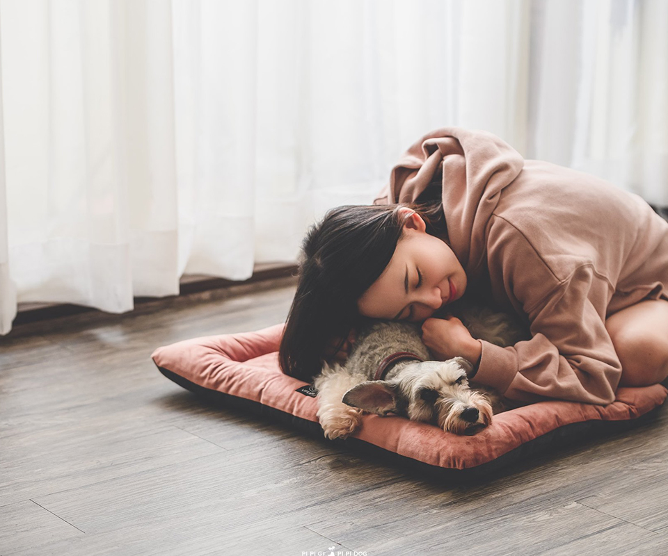 LIFEAPP迷你堡-拍拍女友拍拍狗故事寫真。影像記事