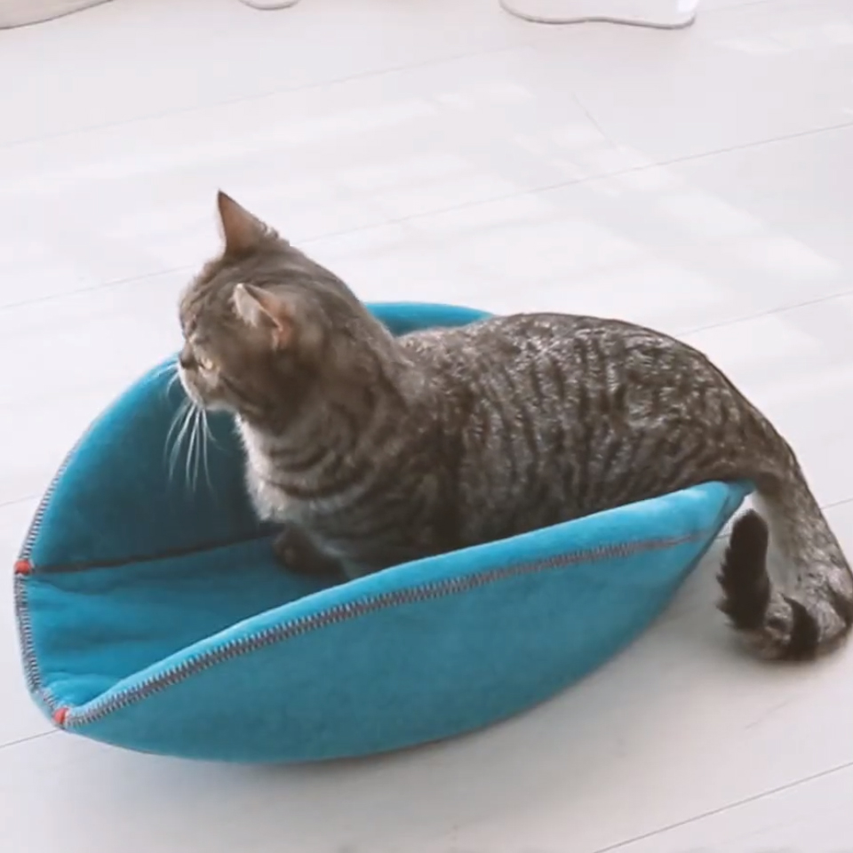 【LIFEAPP】寵愛貓窩/原色版